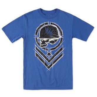 tričko dětské  METAL MULISHA - SHRED - BLU