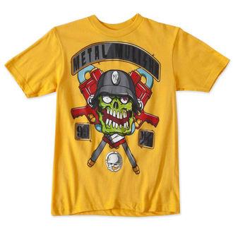 tričko dětské METAL MULISHA - SQUAD - YEL