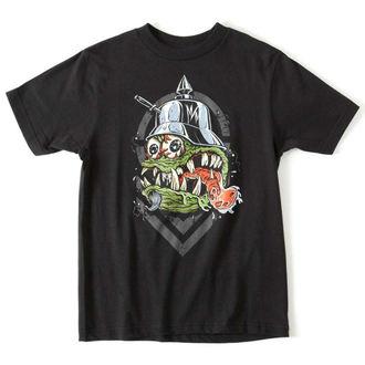 tričko dětské - METAL MULISHA - FLY CATCHER - BLK