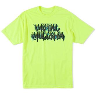 tričko pánské METAL MULISHA - MAH DAY - YEL