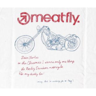 tričko pánské MEATFLY - WISHLIST A, MEATFLY