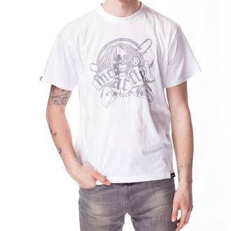 tričko pánské MEATFLY - WRATH C - White