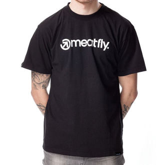 tričko pánské MEATFLY - LOGO D, MEATFLY