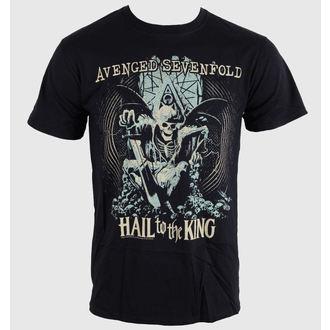 tričko pánské Avenged Sevenfold - En Vie - Blk - BRAVADO EU, BRAVADO EU, Avenged Sevenfold