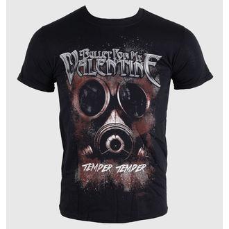 tričko pánské Bullet For My Valentine - Temper Temper Gas Mask - BRAVADO EU