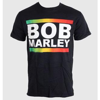 tričko pánské Bob Marley - Rasta Band Block - BRAVADO EU, BRAVADO EU, Bob Marley