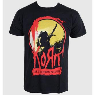tričko pánské Korn - Stage - Blk - BRAVADO EU