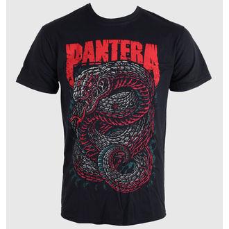 tričko pánské Pantera - Venomous - Blk - BRAVADO EU, BRAVADO EU, Pantera
