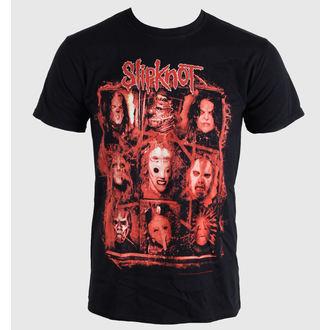 tričko pánské Slipknot - Rusty Face - Blk - BRAVADO EU