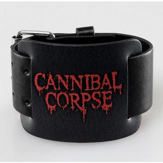 náramek Cannibal Corpse - Logo - RAZAMATAZ, RAZAMATAZ, Cannibal Corpse