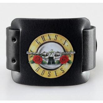 náramek Guns N' Roses - Bullet Logo - RAZAMATAZ, RAZAMATAZ, Guns N' Roses