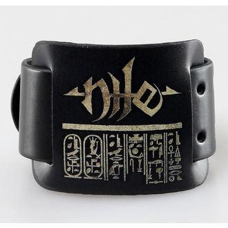 náramek Nile - Logo/Hieroglyphs - RAZAMATAZ - LW024