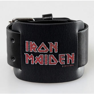náramek Iron Maiden - Logo - RAZAMATAZ - LW025