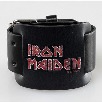 náramek Iron Maiden - Logo - RAZAMATAZ, RAZAMATAZ, Iron Maiden