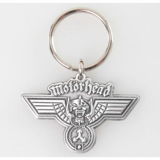 klíčenka (přívěšek) Motorhead - Hammered - RAZAMATAZ - KR113