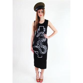 šaty dámské KILLSTAR - Serpent - Black