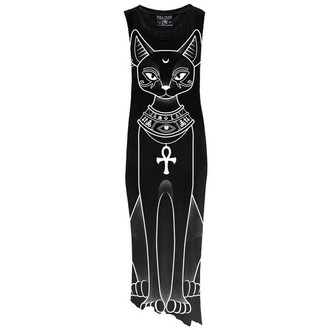 šaty dámské KILLSTAR - Bast - Black - KIL106