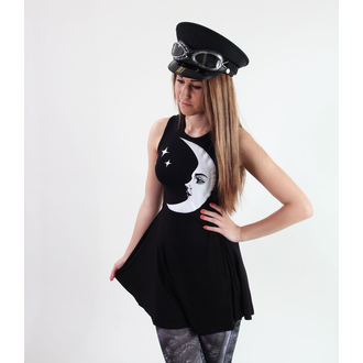 šaty dámské KILLSTAR - Moonchild - Black, KILLSTAR