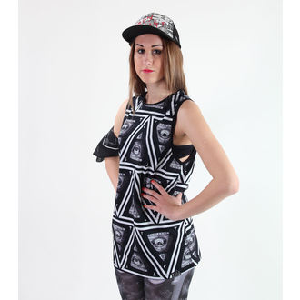 tílko (unisex) KILLSTAR - Illuminati - Black