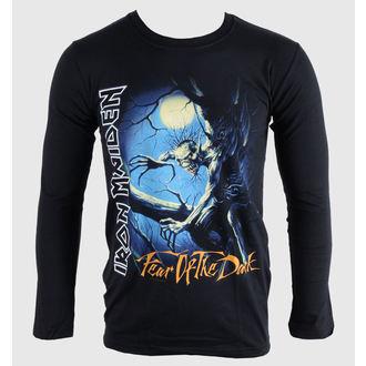 tričko pánské s dlouhým rukávem Iron Maiden - Fear of The Dark - BRAVADO EU, BRAVADO EU, Iron Maiden