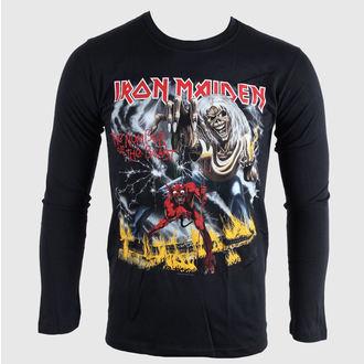 tričko pánské s dlouhým rukávem Iron Maiden - NOTB - BRAVADO EU, BRAVADO EU, Iron Maiden