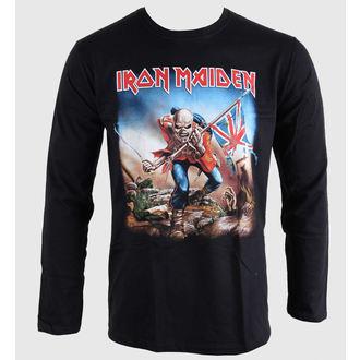 tričko pánské s dlouhým rukávem Iron Maiden - Trooper - BRAVADO EU, BRAVADO EU, Iron Maiden
