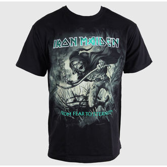 tričko pánské Iron Maiden - CM EXL FFTE Distressed - BRAVADO EU, BRAVADO EU, Iron Maiden