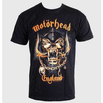 tričko pánské Motorhead - Mustard Pig - Blk - ROCK OFF - HEADTEE17MB