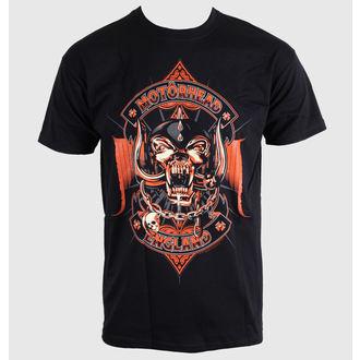 tričko pánské Motörhead - Orange - Black - BRAVADO EU