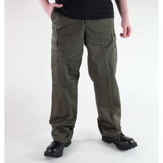 kalhoty pánské MIL-TEC - US Ranger Hose - Oliv, MIL-TEC