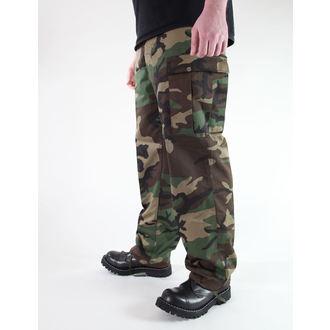kalhoty pánské MIL-TEC - US Ranger Hose - Woodland, MIL-TEC