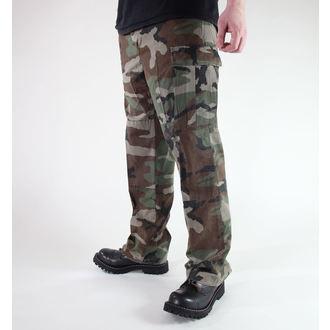 kalhoty pánské MIL-TEC - US Feldhose - Prewash W/L, MIL-TEC