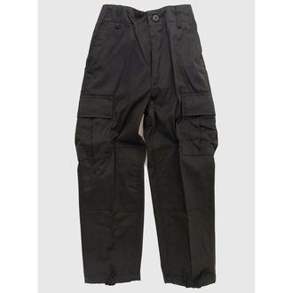 kalhoty dětské MIL-TEC - US Hose - Black - 12031002