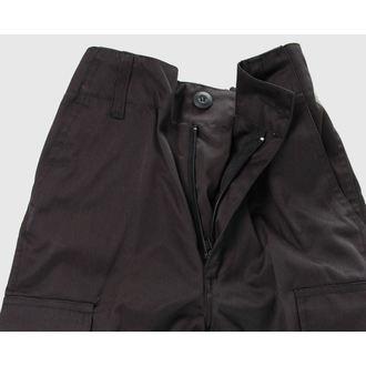 kalhoty dětské MIL-TEC - US Hose - Black