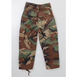 kalhoty dětské MIL-TEC - US Hose - Woodland