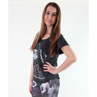 tričko dámské Akumu Ink - Black Widow