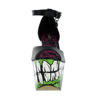 boty dámské IRON FIST - Zombie Stomper Super - Monster Green