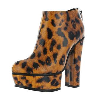 boty dámské IRON FIST - Change Your Spots - Leopard, IRON FIST