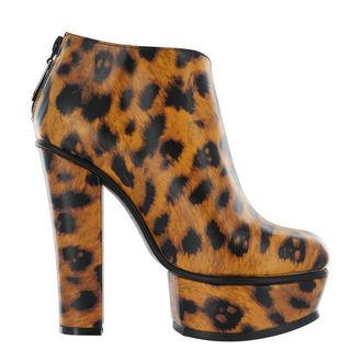 boty dámské IRON FIST - Change Your Spots - Leopard