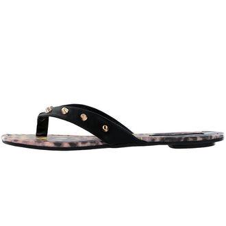 sandály dámské IRON FIST - Here Kitty - Leopard, IRON FIST