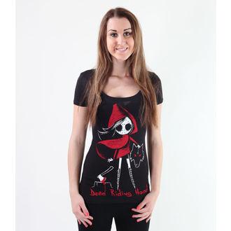 tričko dámské Akumu Ink - Dead Riding - 6TW01