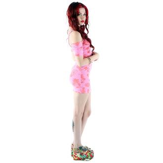 šaty dámské IRON FIST - Aloha Bitches - Pink - IFLDRS12516S14