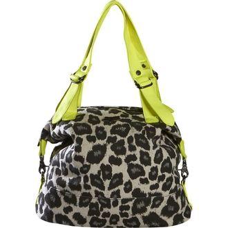 taška (kabelka) FOX - Wildcat Bowler - Day Glo Yellow