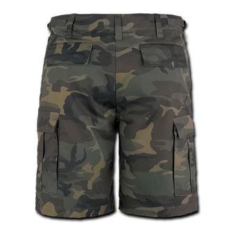 kraťasy pánské BRANDIT - Combat Shorts - Woodland, BRANDIT