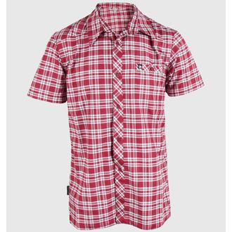 košile pánská FUNSTORM - Bock - 24 Red, FUNSTORM
