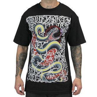 tričko pánské SULLEN - Mayo Snake - BLK