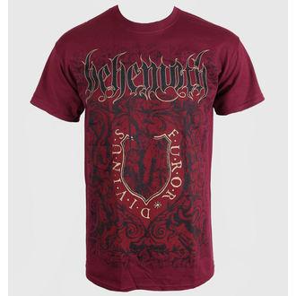 tričko pánské Behemoth - Furor Divinus Maroon - PLASTIC HEAD, PLASTIC HEAD, Behemoth