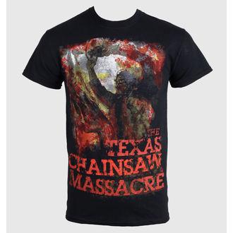 tričko pánské Texas Chainsaw Massacre - French Poster - PLASTIC HEAD