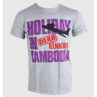 tričko pánské Dead Kennedys - Holiday In Cambodia 2 - PLASTIC HEAD, PLASTIC HEAD, Dead Kennedys