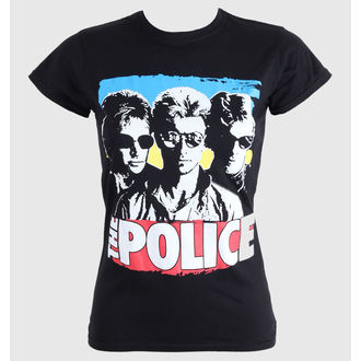 tričko dámské The Police - Greatest - PLASTIC HEAD - PH8207G
